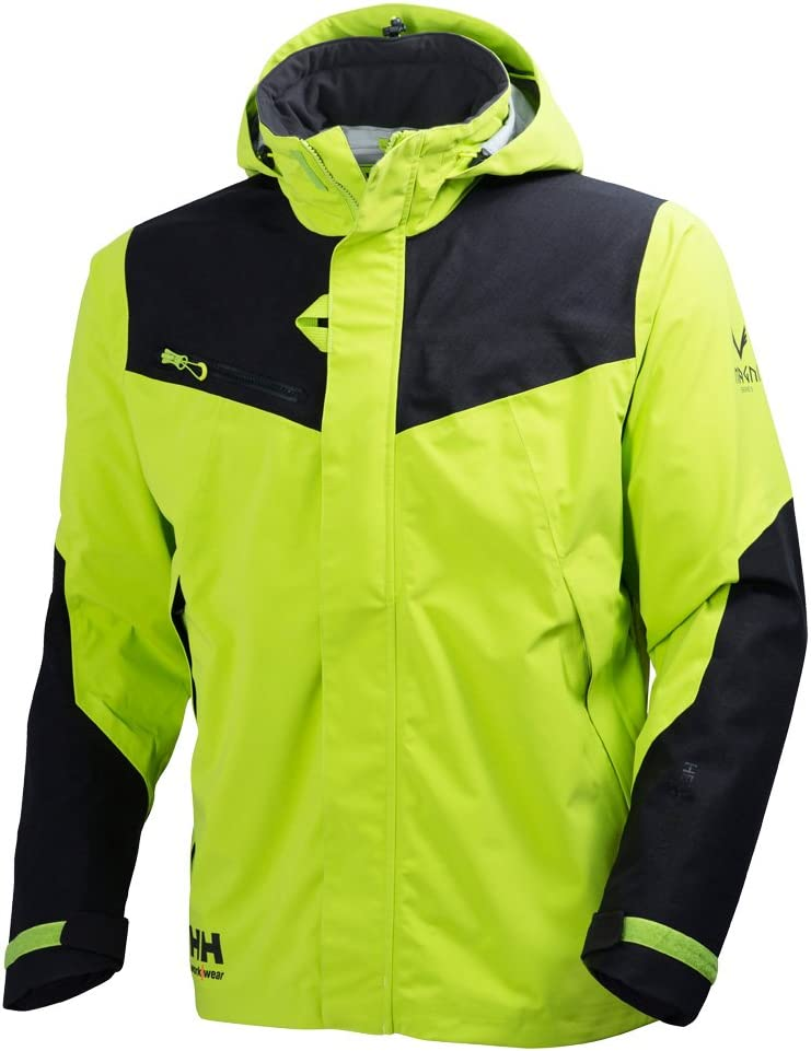 Helly Hansen Workwear Shell Jacket Magni QTY: 1, 2XL, lime