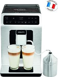 Krups – Cafetera automática de Evidence One Touch de capuchino ...