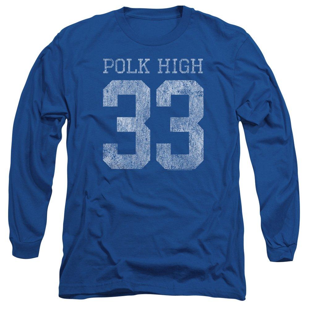 Married With Children Polk High 33 Longsleeve Shirt 1164