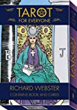 Tarot For Everyone Book And Cards Set: 78 full colour cards and 160pp instruction book