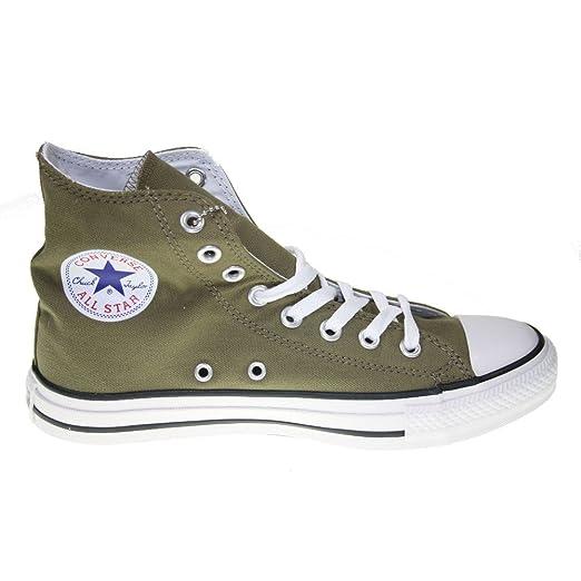 CONVERSE**ALL STAR** CHUCKS**GR. 5**oliv khaki grün** Top