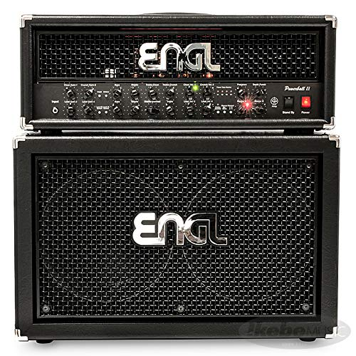 ENGL エングル ギターアンプ POWERBALL II [E645II] + 2x12 Pro Cabinet [E212VHB] SET B07QSDC54T