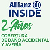 Allianz Inside, con 2 años de Cobertura de Daño Accidental y Avería para Transportables, con un Valor de 150.00 € a 199…
