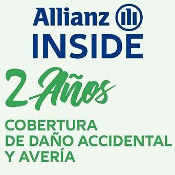 Allianz Inside, 2 años de Cobertura de Daño Accidental y Avería para Productos para automóviles con un Valor de 80,00 € a 89,99 €