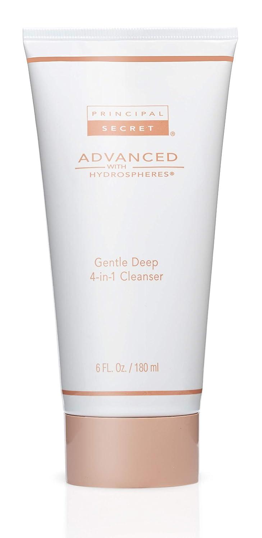 Principal Secret – Advanced – Gentle Deep 4-in-1 Cleanser – 6 Ounces