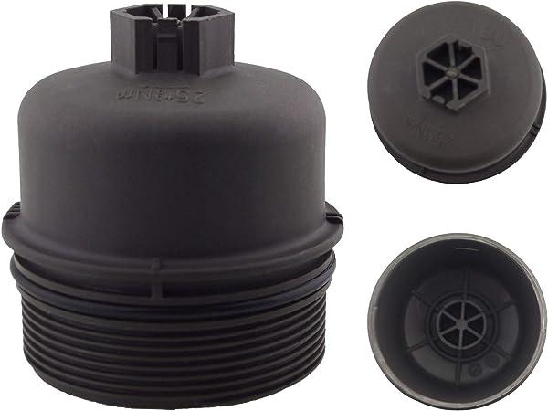 A-Z-Parts Germany 02438 Ufi Bo/îtier de filtre /à huile 55197220 5650993 55 197 220