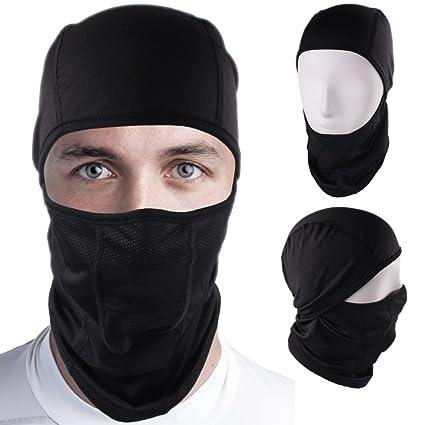 Amazon.com  Windproof Sports Balaclava – Face Mask for Men   Women ... a49c862d9f