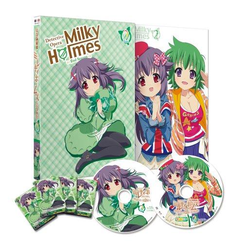 Animation - Tantei Opera Milky Holmes 2 Vol.2 (2BDS) [Japan BD] PCXG-50132