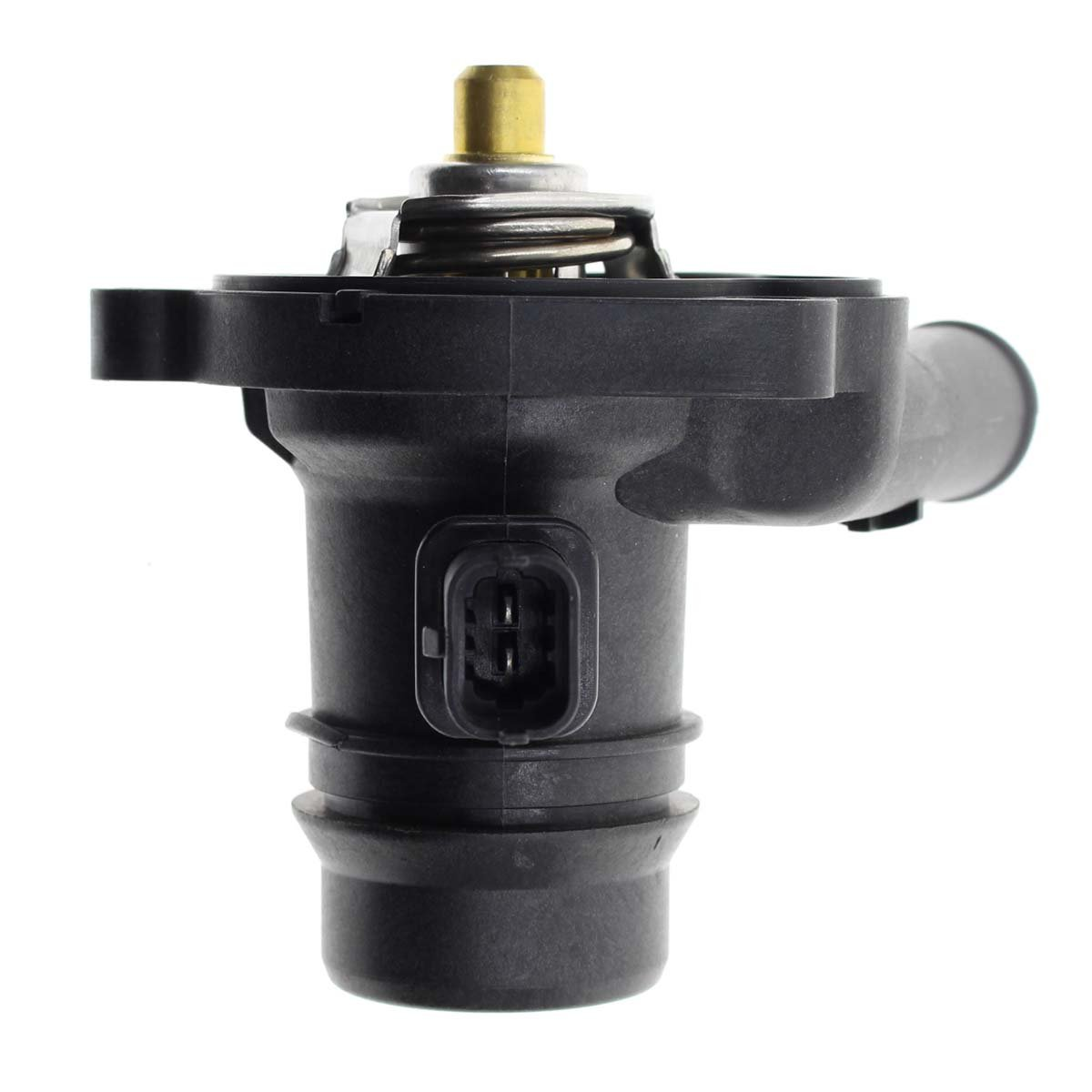 55593034 55579010 AUTOKAY Engine Coolant Thermostat Housing Assembly W//Water Inlet for Sonic Cruze Encore 55565336
