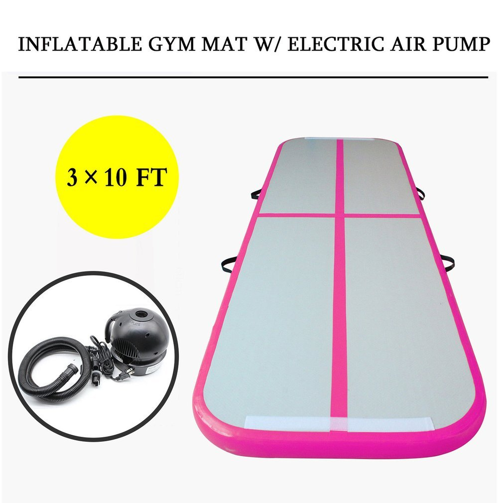 Bicycle Accessories Sports & Entertainment Triclicks For Inflatable Air Tumbling Track Gymnastics Mat 110v Us Plug Electric Air Pump