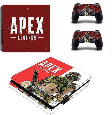 SJYMKYC Apex Legends PS4 Slim Skin Sticker For Sony Play Station 4 ...