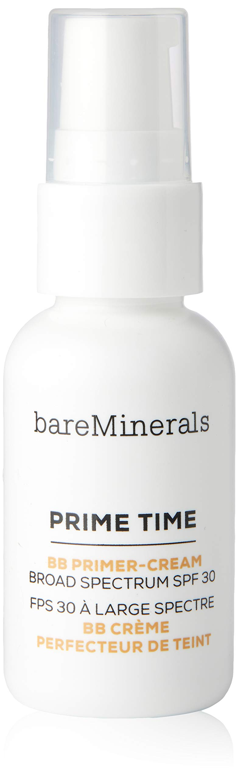 bareMinerals Prime Time BB SPF 30 Primer Cream, Fair, 1 Fluid Ounce by bareMinerals