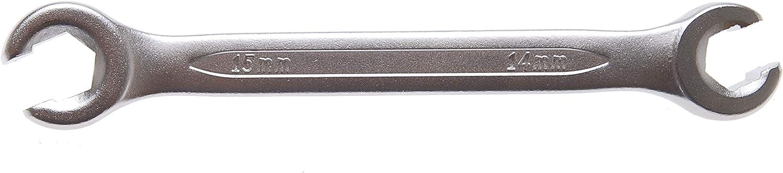 Offener Doppel-Ringschl/üssel BGS 1761-24x27 SW 24 x 27 mm