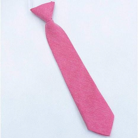 KYDCB Corbata de niños Corbatas de algodón para bebés, niñas ...