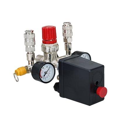 Interruptor de Presión Compresor de Aire Válvula de Sg-3