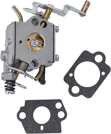 Carburetor Carb Gasket Kit For Poulan Pro PP5020AV PP4818A Chainsaw Repair Parts