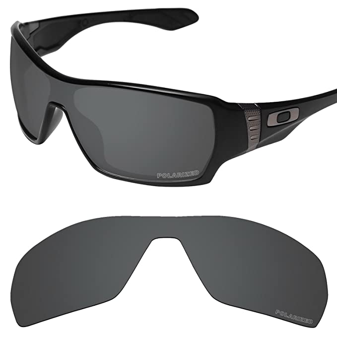 Tintart Performance Lenses Compatible with Oakley Offshoot Polarized Etched
