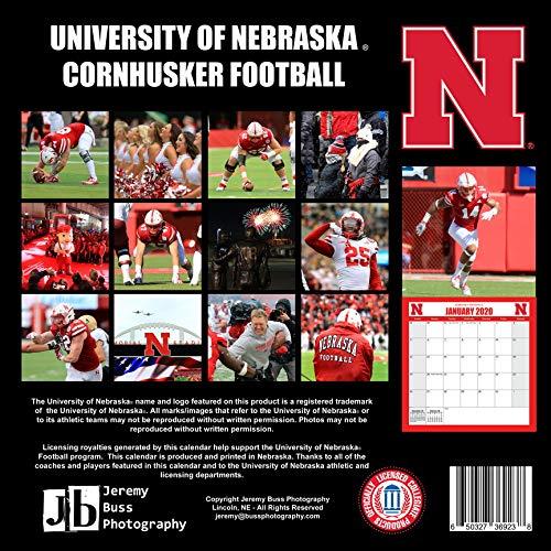 Amazon Com Buss Photography 2020 Nebraska Football Wall