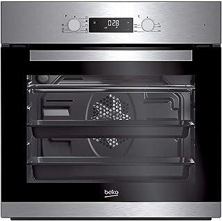 Beko–Ofen mit Eingebaut Multifunktionsgerät BIM 22301X Finish Edelstahl-60cm