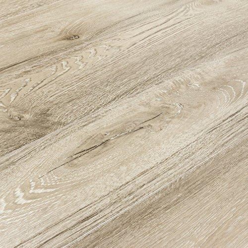 Sand Laminate Flooring (Kronoswiss Grand Selection Oak Sand 12mm Laminate Flooring D4196CR SAMPLE)
