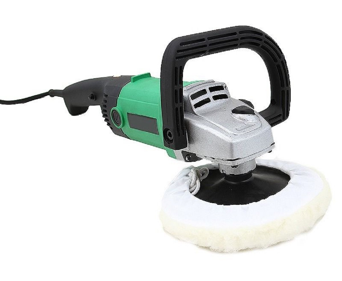New 7'' Electric Variable Speed Car Polisher Buffer Waxer Sander Detail Boat by Jikkolumlukka
