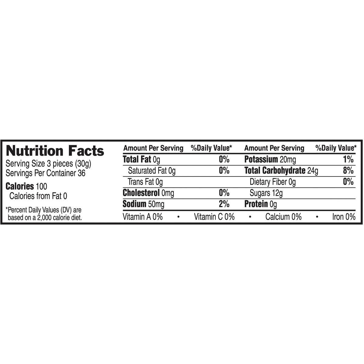 Shot Bloks Electrolyte Chews 18 Packets – Mtn Berry