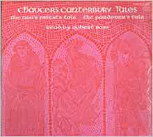 a comparison of the pardoners tale and the nuns priests tale by geoffrey chaucer The canterbury tales author geoffrey chaucer in the nun's priest's tale tales is the most famous and critically acclaimed work of geoffrey chaucer.
