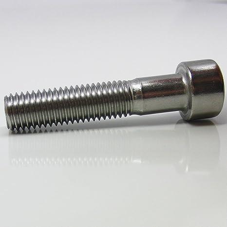 10 pcs hexagonal tornillos M 12 x 30 V2A DIN 912 de acero ...