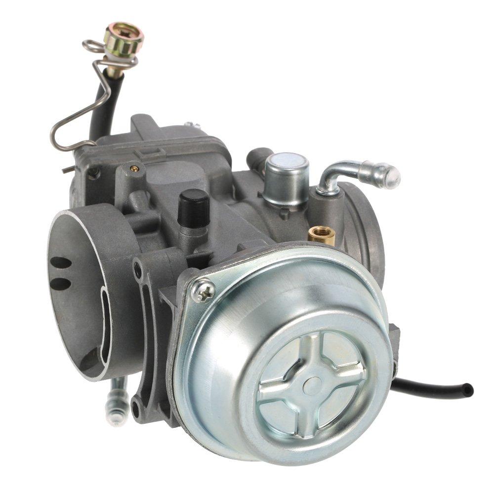KKmoon Carburateur VTT Carb Kits de Remplacement pour Polaris Sportsman Fit 500 4X4 HO 2001-2005 2010 2011 2012