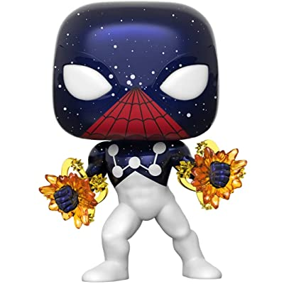 Spider-Man Captain Universe Pop! Vinyl Figure Standard: Toys & Games
