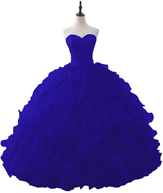 The 8 best sweet 16 ball gowns under 100 dollars