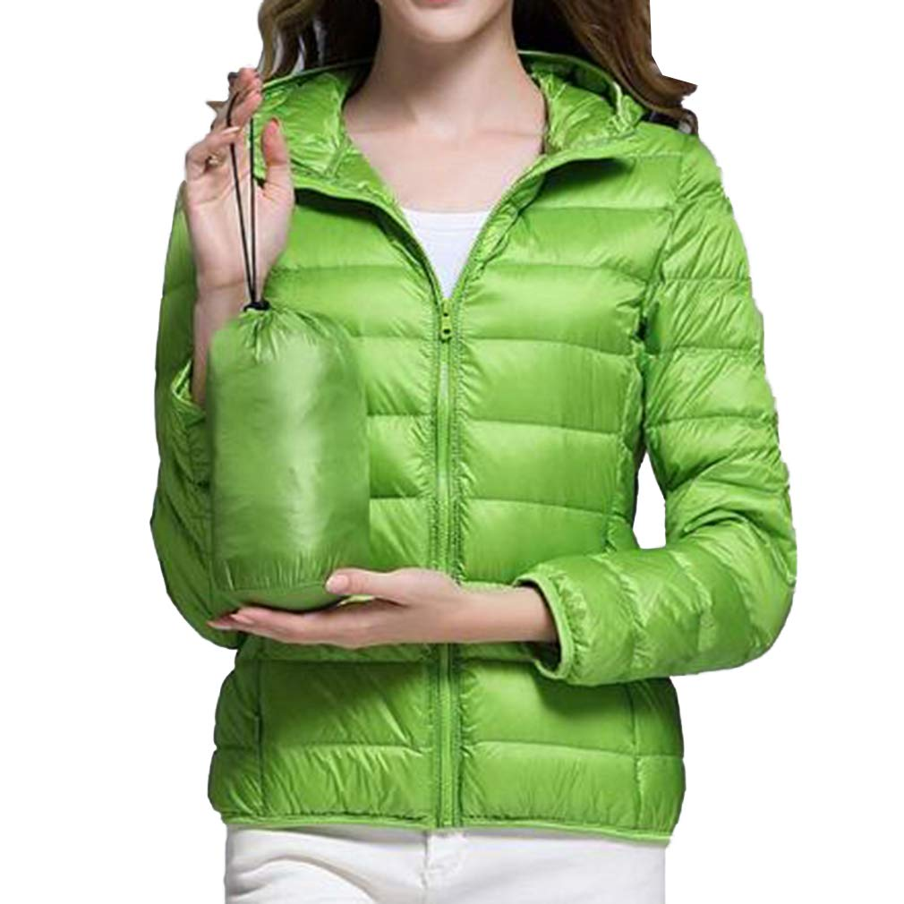 Fangcheng Winter Duck Down Jacket Donna Hooded Ultra Light Down Jacket Donna Giacca Invernale