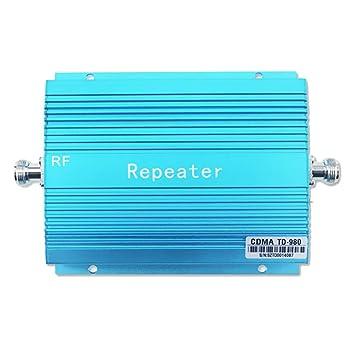 LasVogos CDMA980 Repetidor gsm 3G LTE 4G Booster señal del teléfono móvil Amplificador Booster: Amazon.es: Electrónica