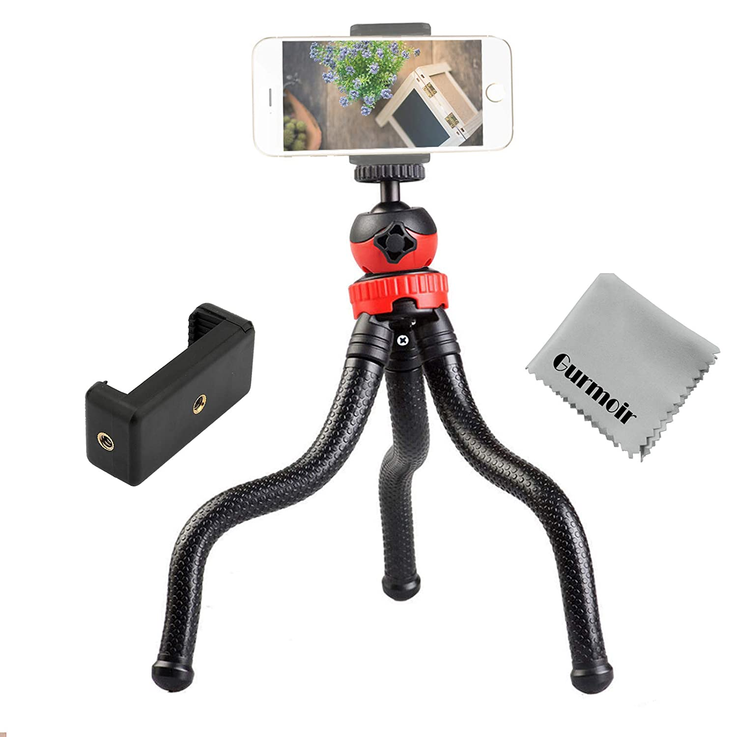 Flexible Tripod For iPhone Series, Digital Cam