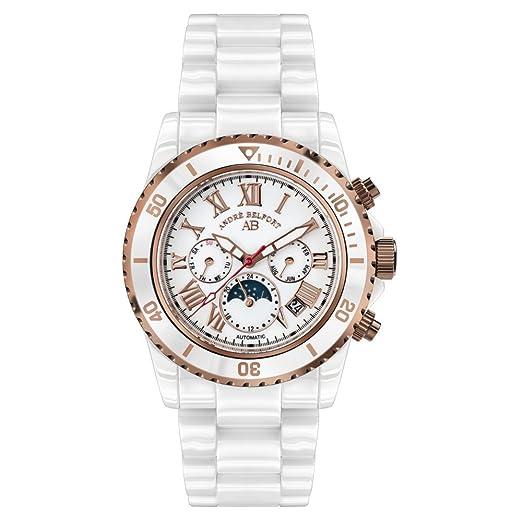 André Belfort Reloj automático Man Sirène 410262 41 mm: Amazon.es: Relojes