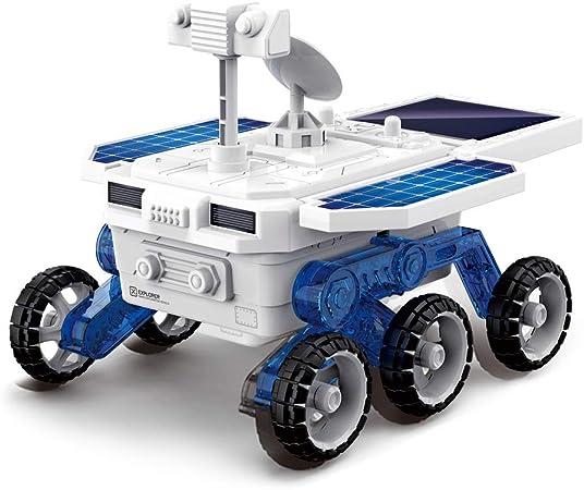 URMARVELOUS Solar Robot for Kids, STEM Toys Science Kit for Kids Ages 8 9 10+, DIY Building Toys Science Experiments for Kids, Boys Girls Gift
