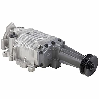 Amazon com: Supercharger For Chevy Impala Monte Carlo SS Buick Park