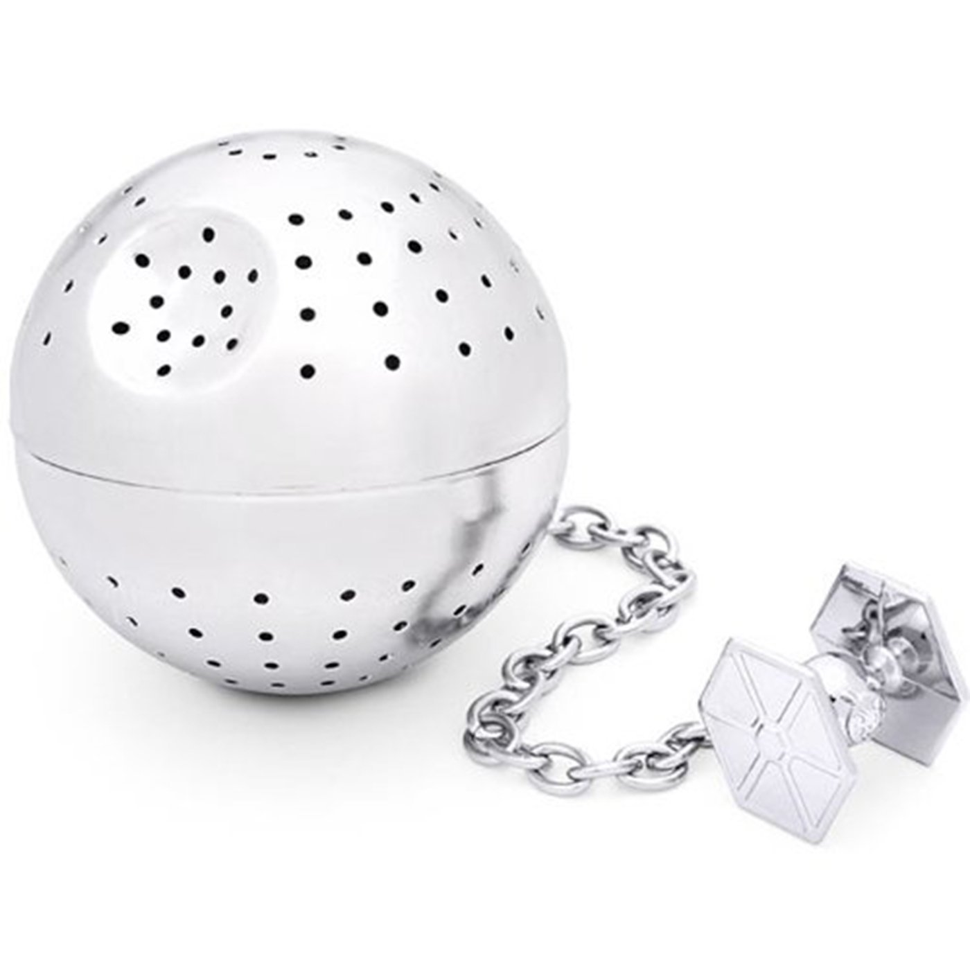 ThinkGeek Officially Licensed Star Wars Death Star Tea Infuser by ThinkGeek