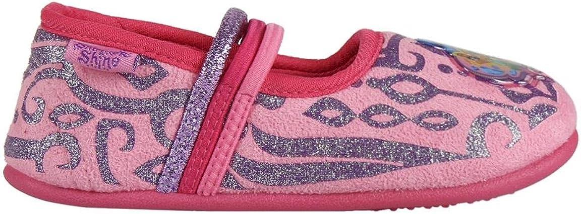 Cerd/á Zapatillas pantufla bailarina Shimer and Shine color rosa