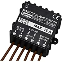 Kemo Master/Slave schakelaar 230 V/AC (400 V/AC) M103N
