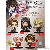 [Topic of figures] Guilty Crown thymidylate Guilty figures (all five sets)