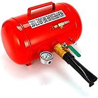 OUKANING 40L Débroussailleuse pour Pneu Booster Airbooster Canon à air