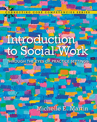 Download Introduction to Social Work: Through the Eyes of Practice Settings Pdf