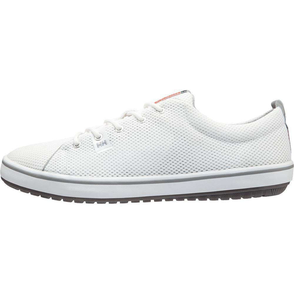 Helly Hansen Scurry 2, Mocasines para Hombre 42 EU|Blanco (Off White/Light Grey/G 2)