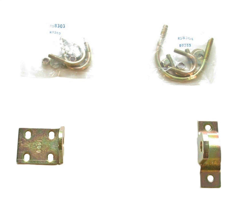 Rancho RS5508 Steering Stabilizer Bracket Kit