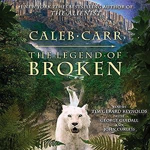 The Legend of Broken Audiobook