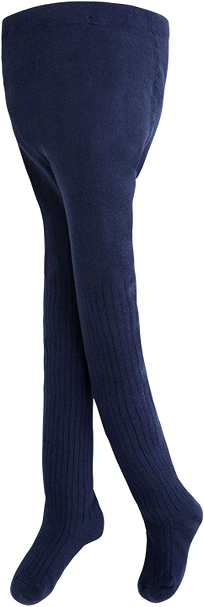 Mayoral Girls Navy Striped Open Knit Tights Sizes 2-9