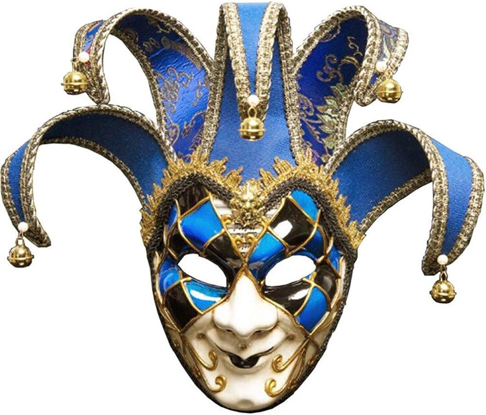 Venetian Masquerade Mask Phantom of The Opera Halloween Clown Mask Party Event Show Ball Supplies Decoration
