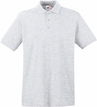Fruit of the Loom - Polo para Hombre (100% algodón), diseño de ...