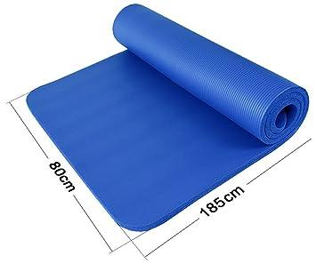 EU40 Estera de Yoga Manta de Yoga Profesional Antideslizante ...